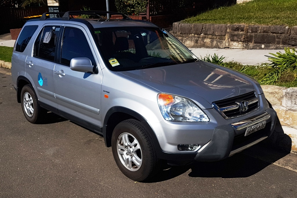 Picture of Jacinta's 2002 Honda CR-V
