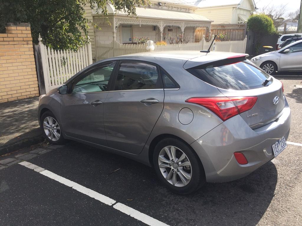 Picture of Jonathon's 2012 Hyundai i30