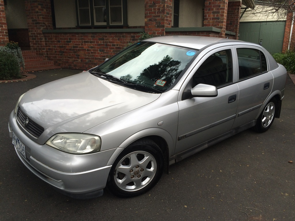 Picture of Andrew's 2001 Holden Astra