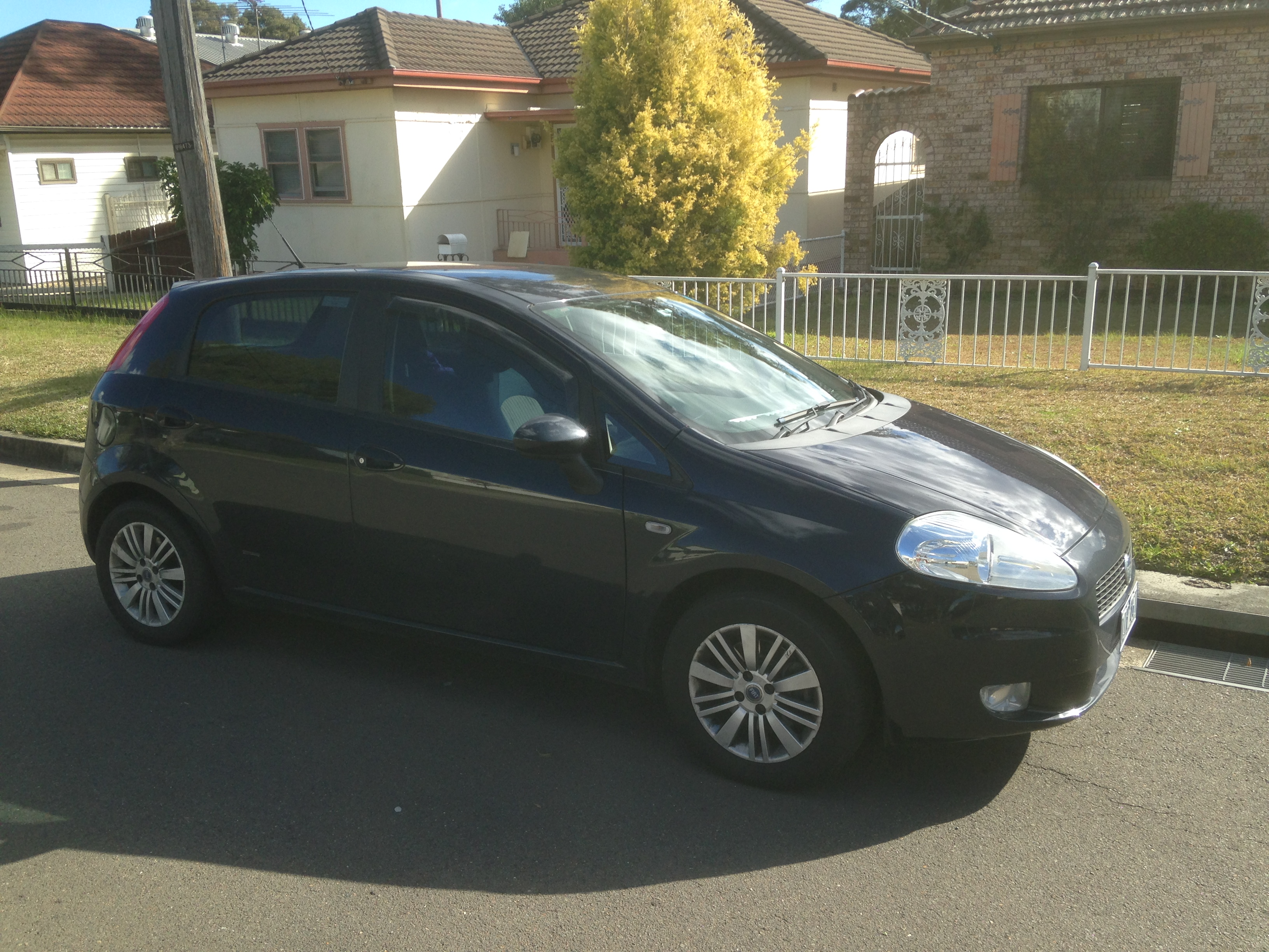 Picture of Jason's 2007 Fiat Punto