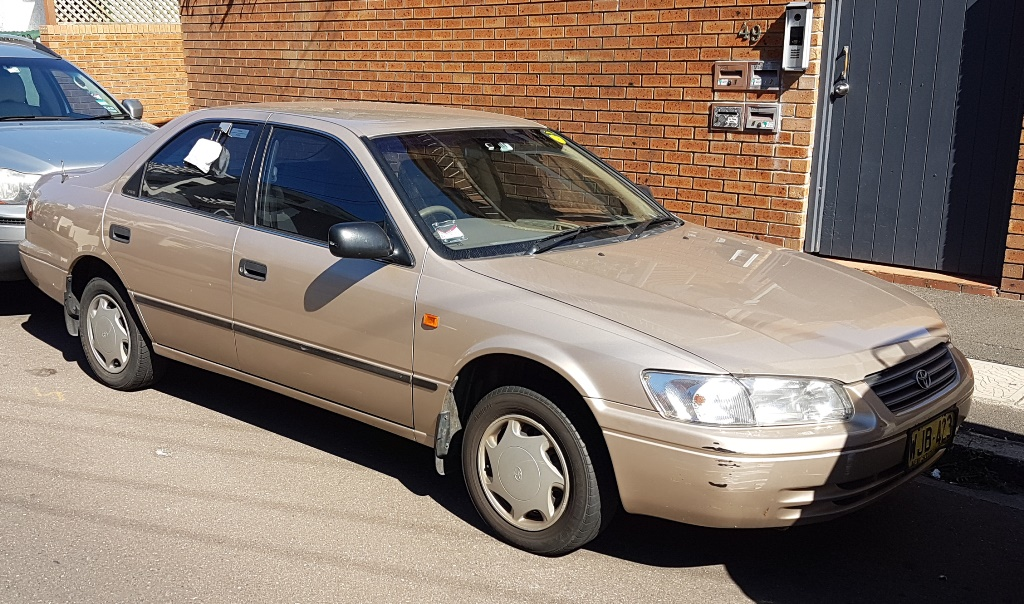 Picture of Sage's 1999 Toyota Camry
