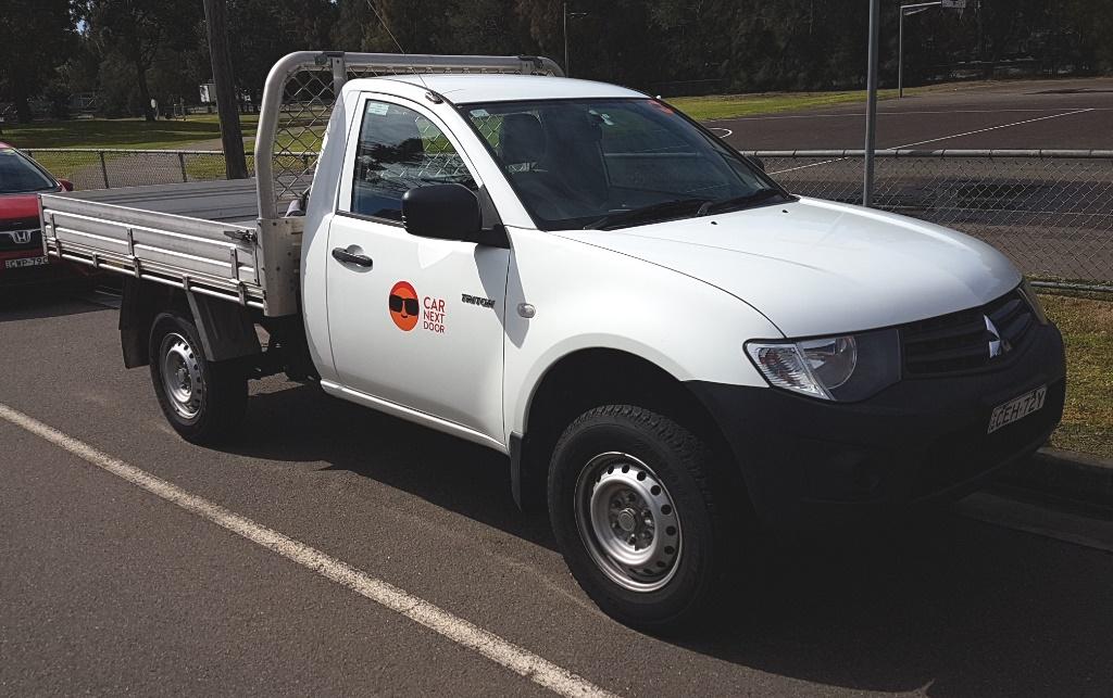 Picture of Peter's 2012 Mitsubishi Triton