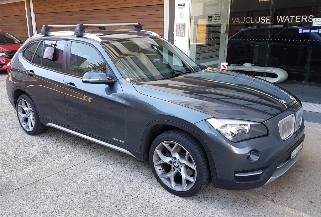 Picture of Maria Allessandra's 2013 BMW X1
