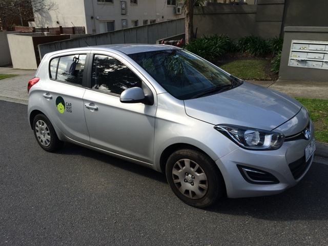 Picture of Janine's 2012 Hyundai i20 5 doors