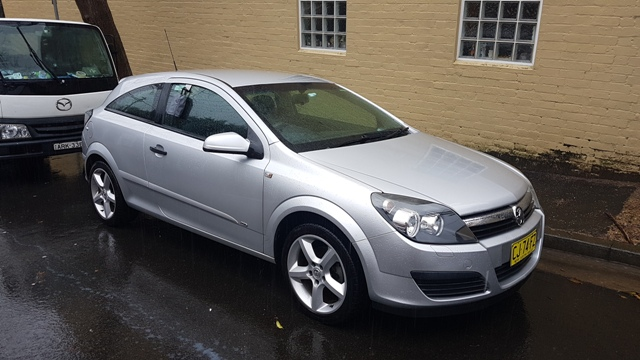 Picture of James' 2006 Holden Astra