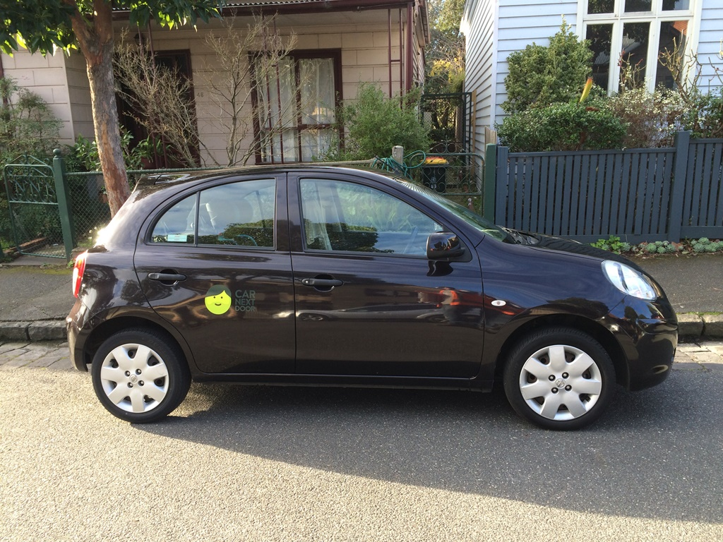 Picture of Inderbir's 2010 Nissan Micra