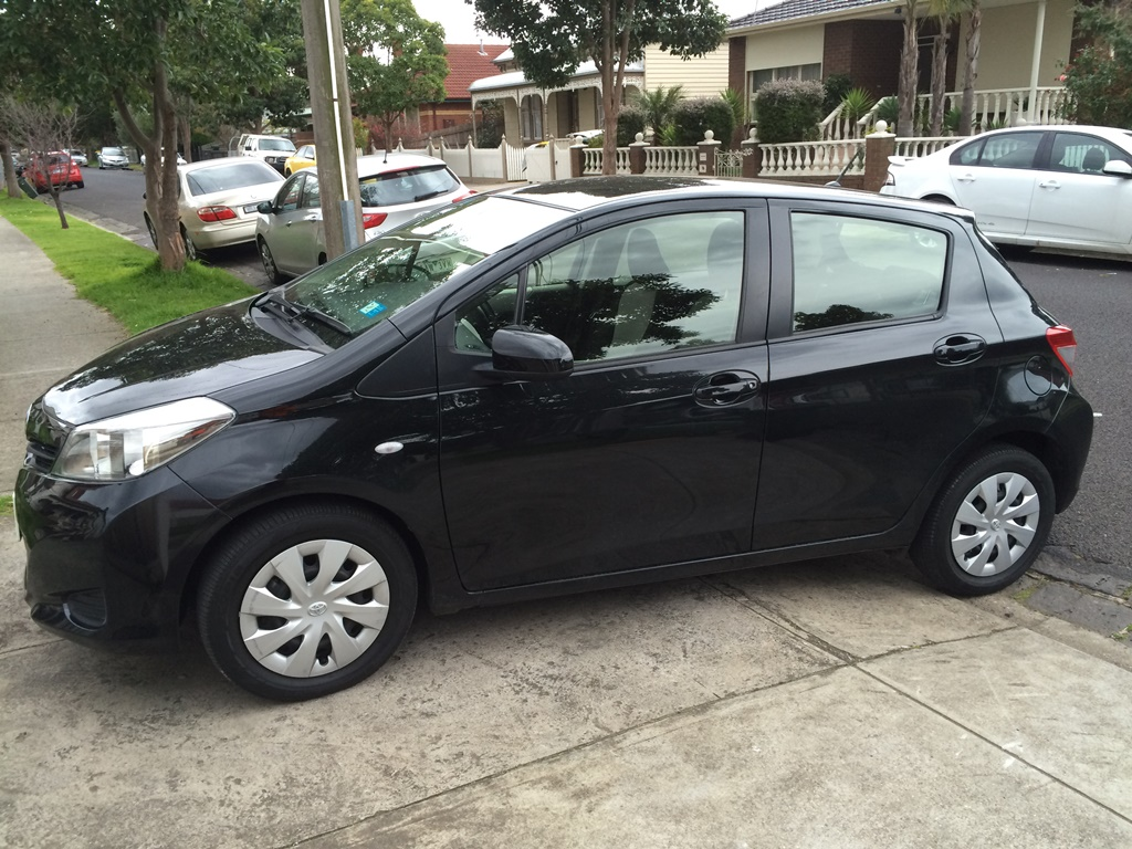 Picture of Bartek's 2013 Toyota Yaris YRS