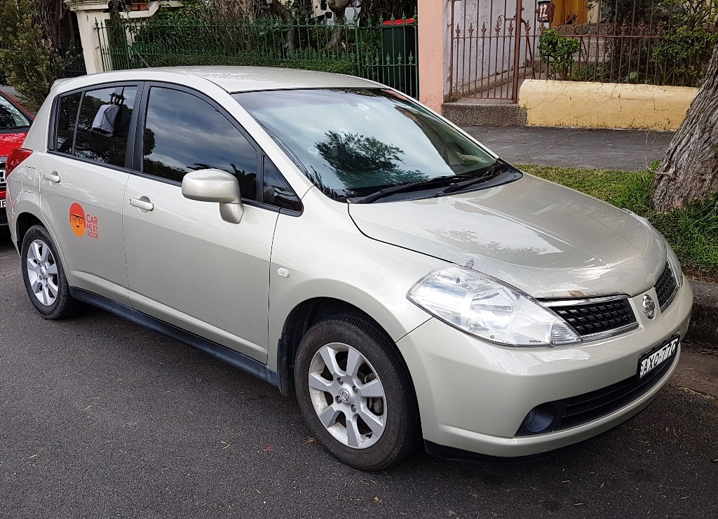 Picture of Ethenwayne's 2006 Nissan Tiida