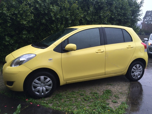 Picture of Jess' 2010 Toyota Yaris