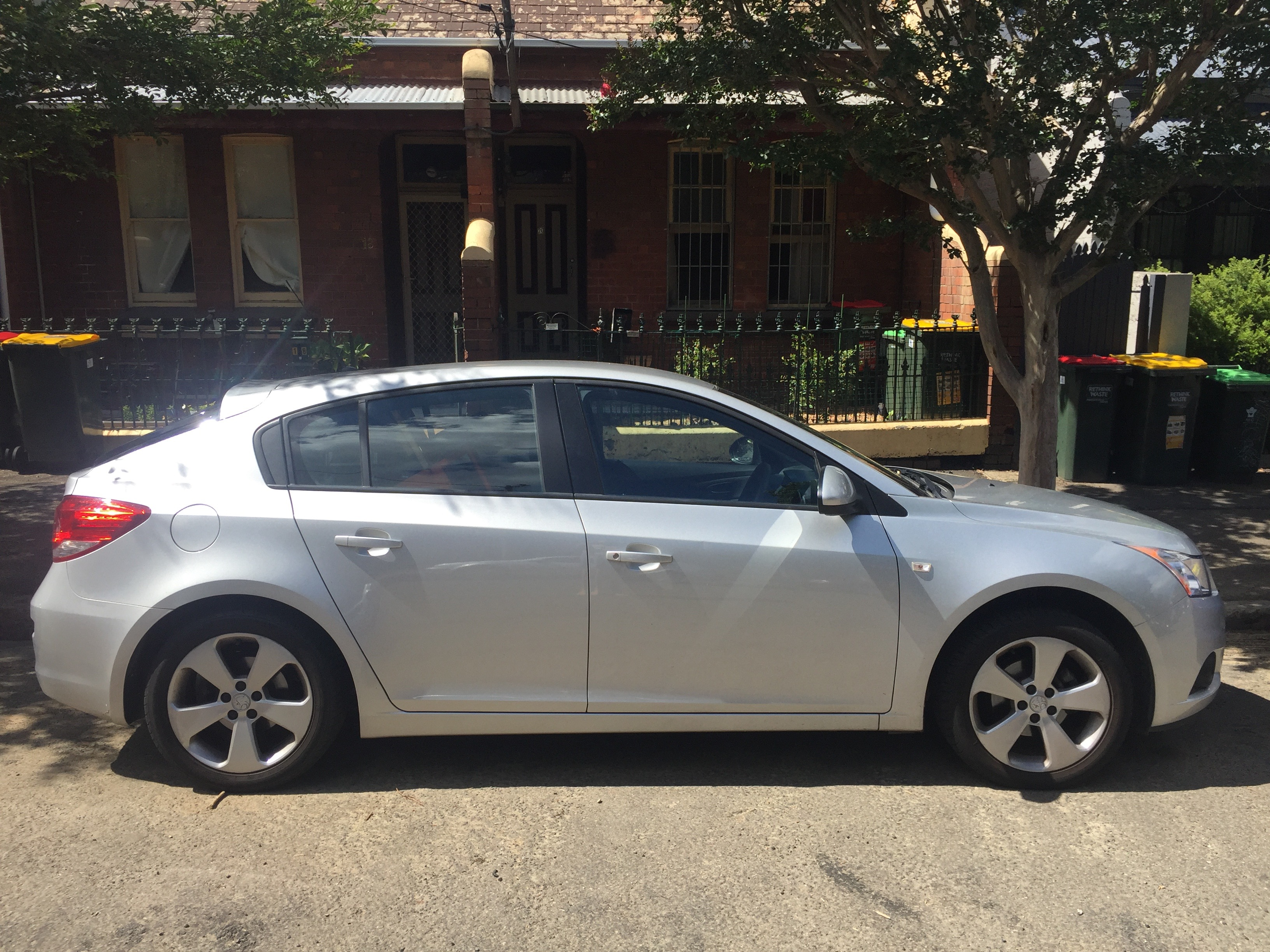 Picture of Lewis' 2013 Holden Cruze