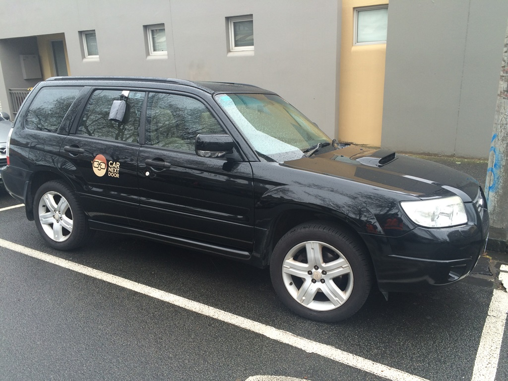 Picture of Oscar's 2005 Subaru Forester