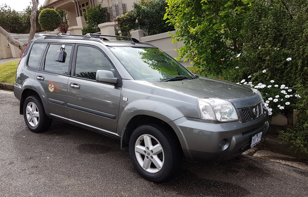 Picture of Nikki's 2006 Nissan X-Trail ST T30