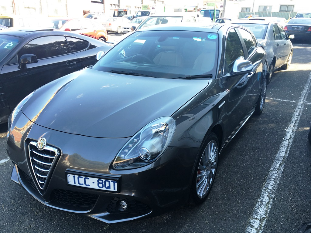 Picture of Sandy's 2014 Alfa Romeo Giulietta