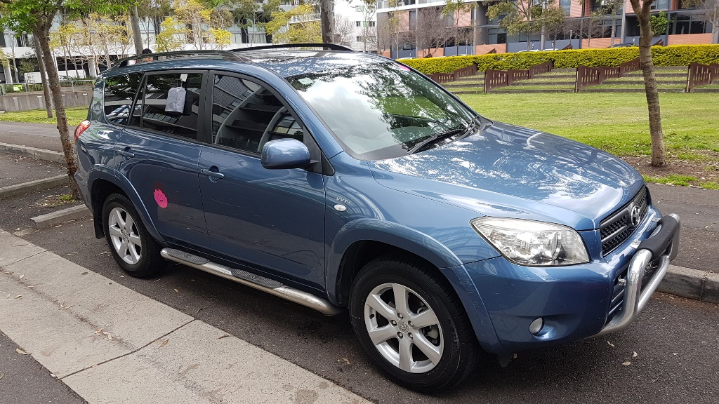 Picture of Jennifer's 2006 Toyota RAV4