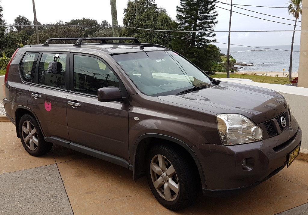 Picture of Kym's 2009 Nissan X Trail