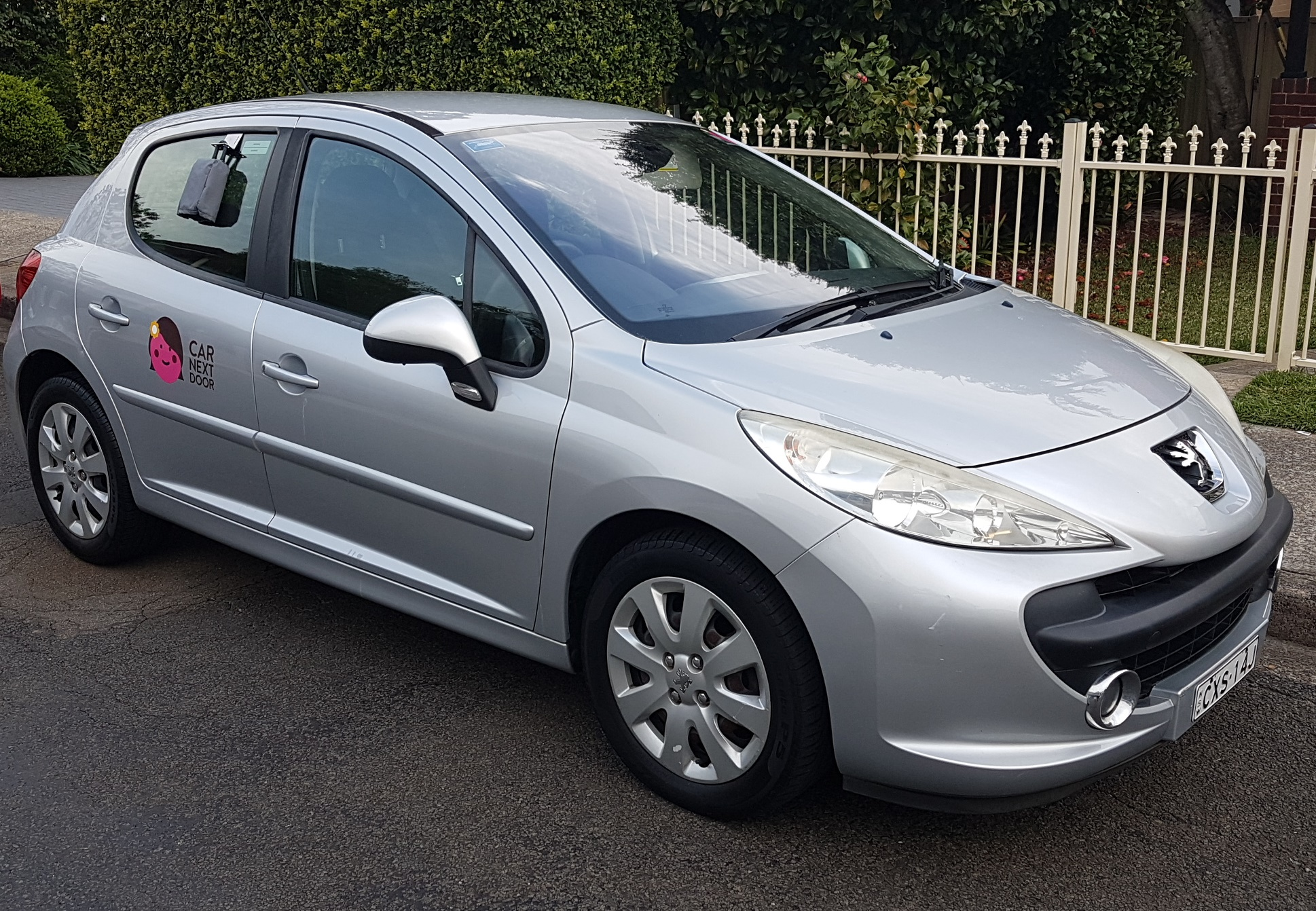 Picture of Jessica's 2007 Peugeot 207
