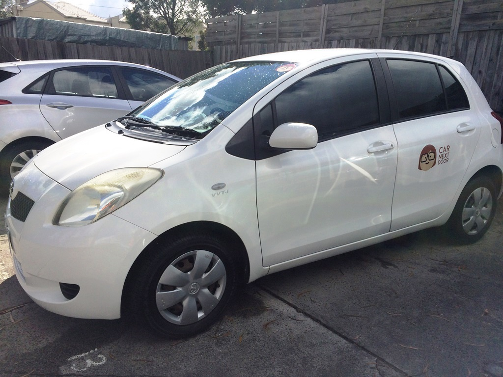 Picture of Joanna's 2008 Toyota YARIS