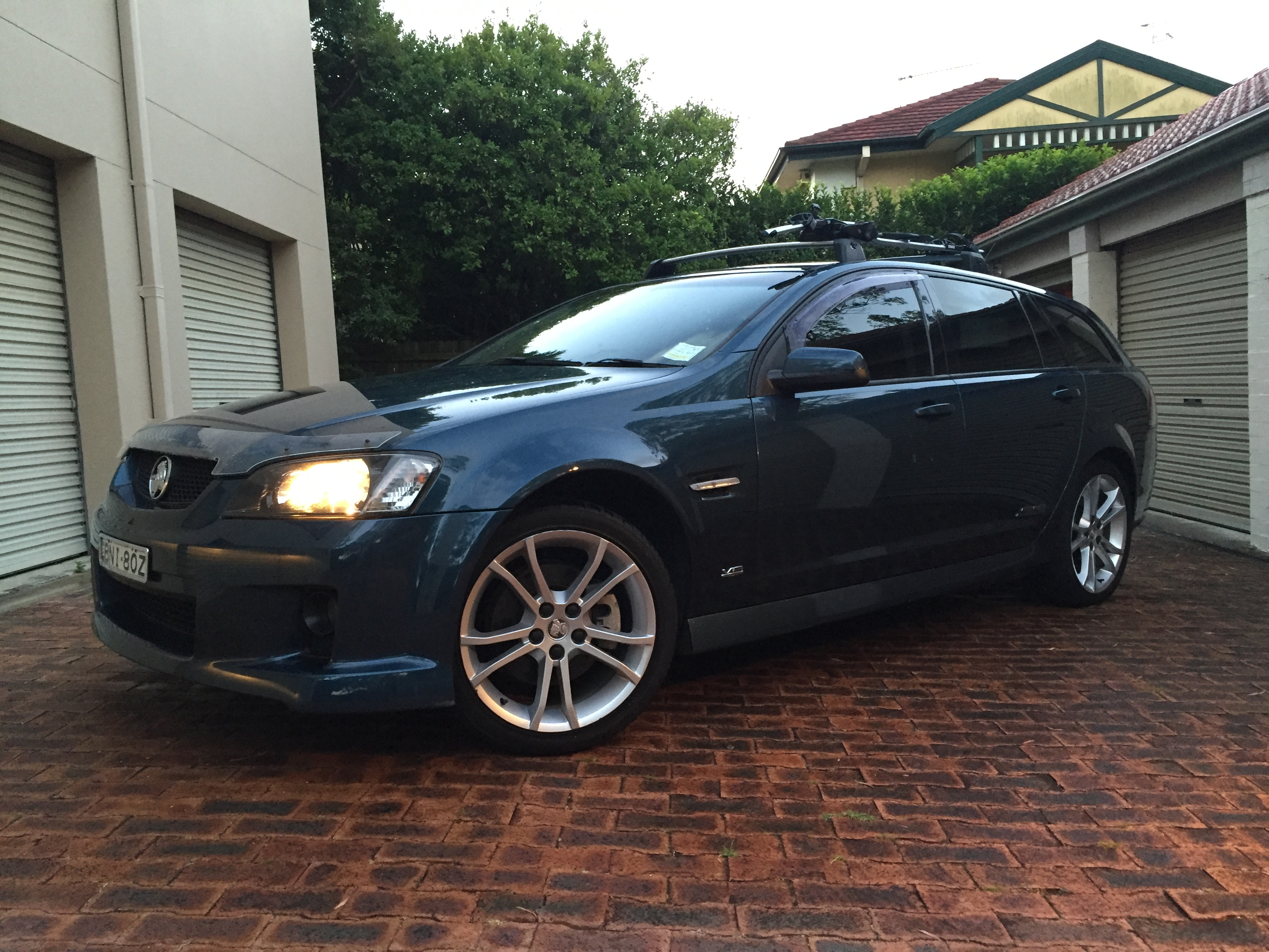 Picture of Paul's 2010 Holden Commodore