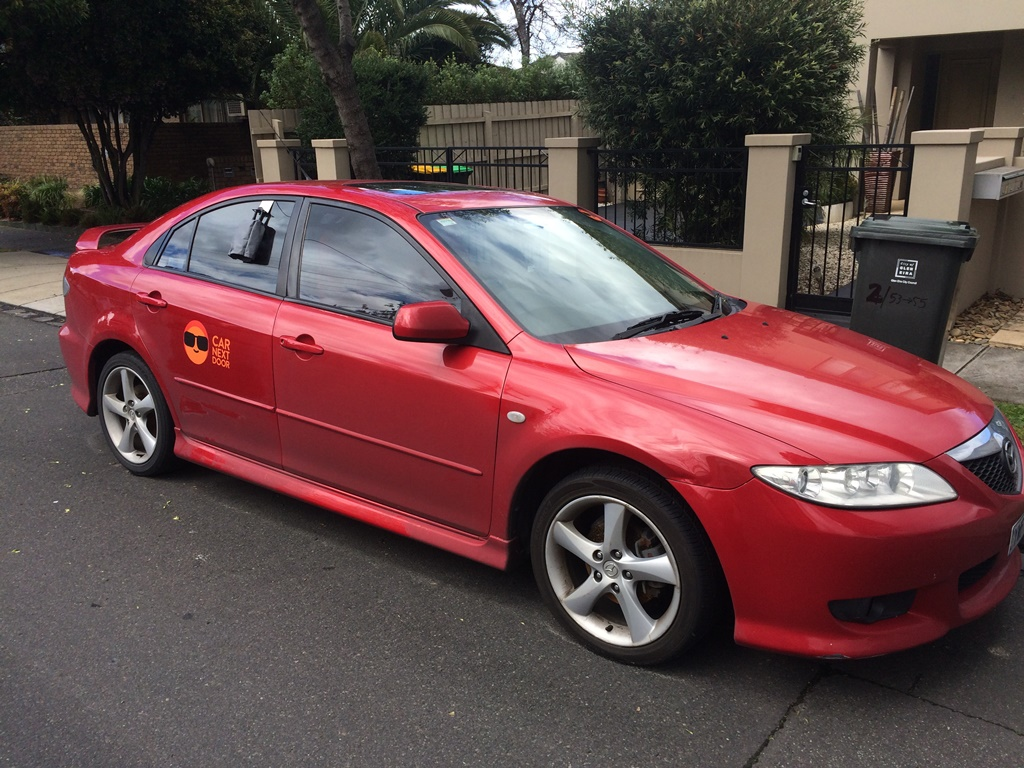 Picture of Tim's 2003 Mazda 6 Luxury Sport