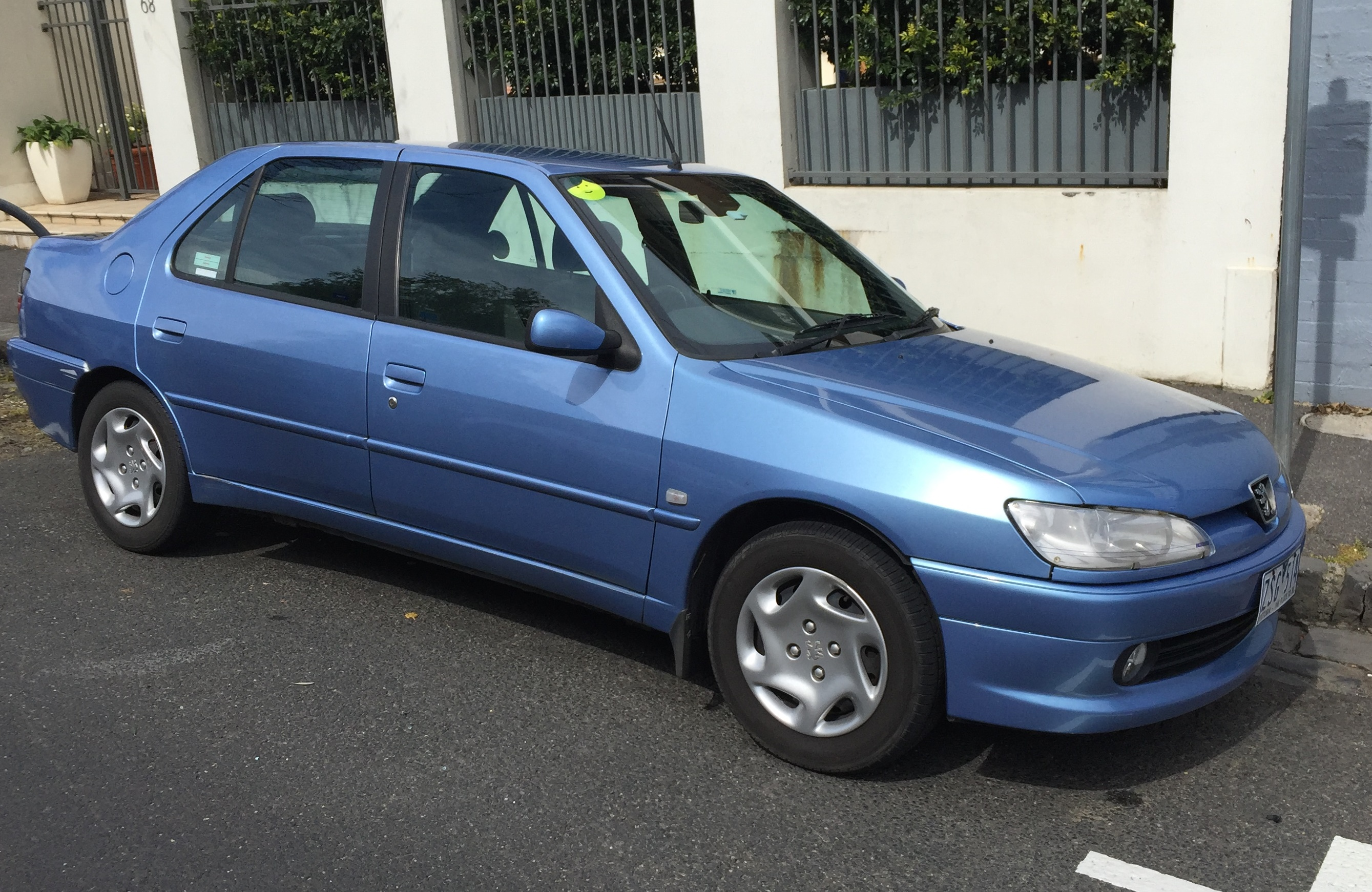 Picture of Thom's 2000 Peugeot 306