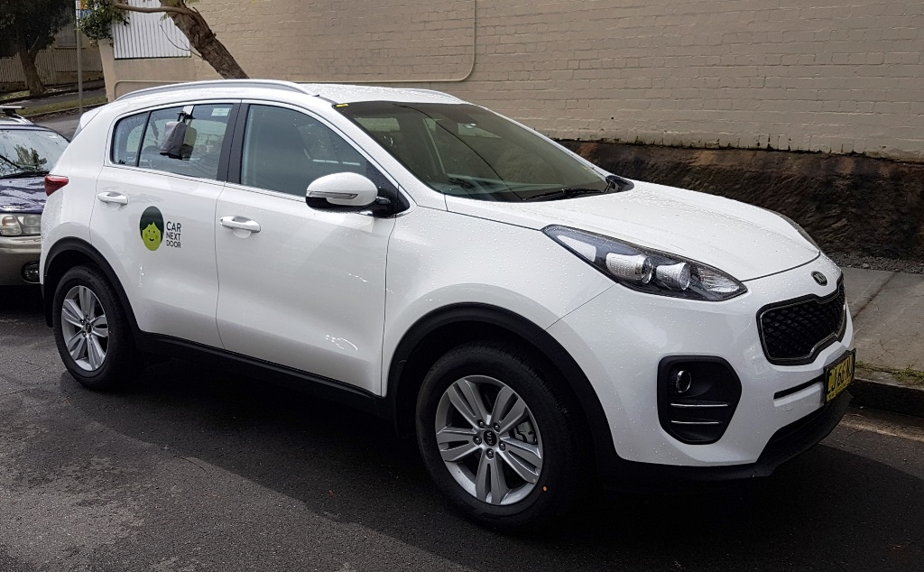 Picture of Cameron's 2016 Kia Sportage