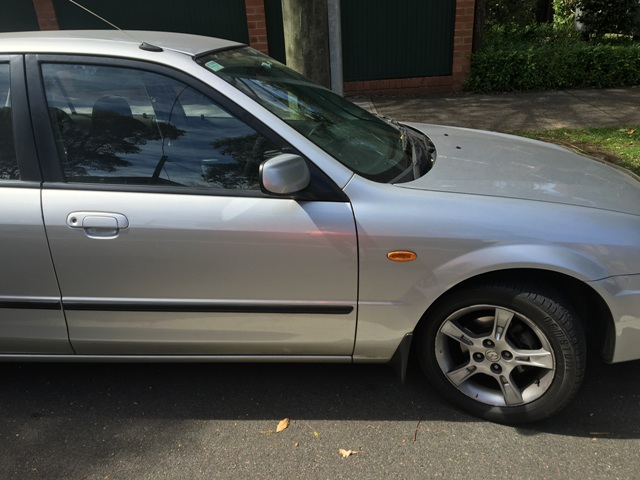 Picture of David's 2003 Mazda Astina 323