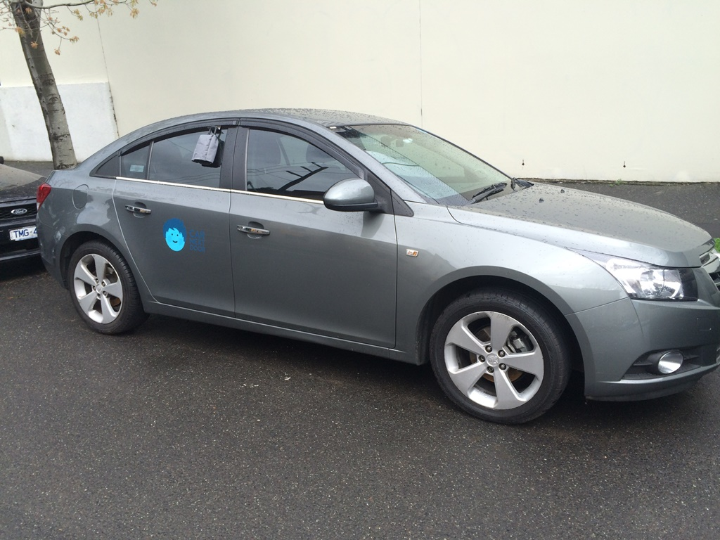Picture of Nigel's 2009 Holden Cruze