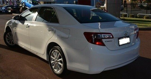 Picture of Farokh's 2012 Toyota Camry