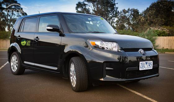 Picture of Adam's 2012 Toyota Rukus