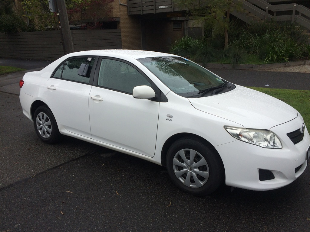 Picture of Suzi's 2009 Toyota Corolla