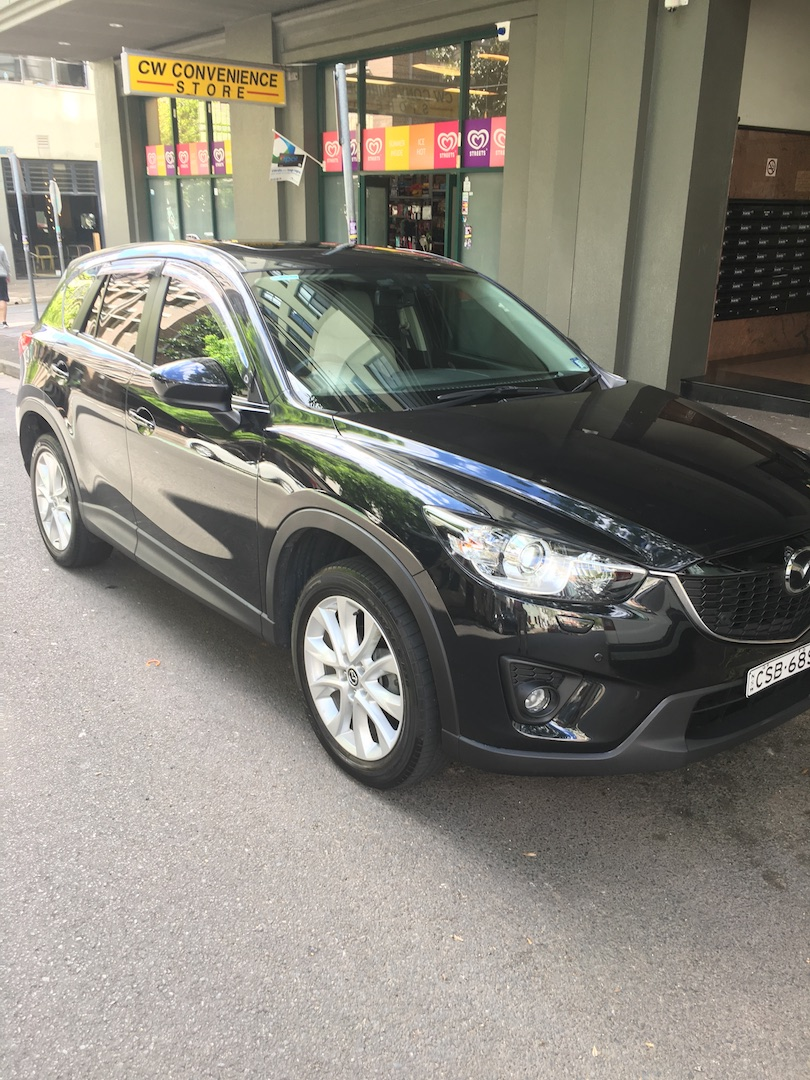 Picture of Aaron's 2012 Mazda CX5 GT