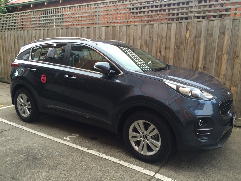 Picture of Lynette's 2016 Kia Sportage