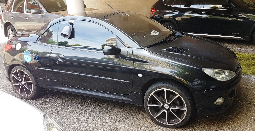Picture of Joseph's 2004 Peugeot 206CC