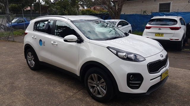 Picture of Alex's 2016 Kia Sportage