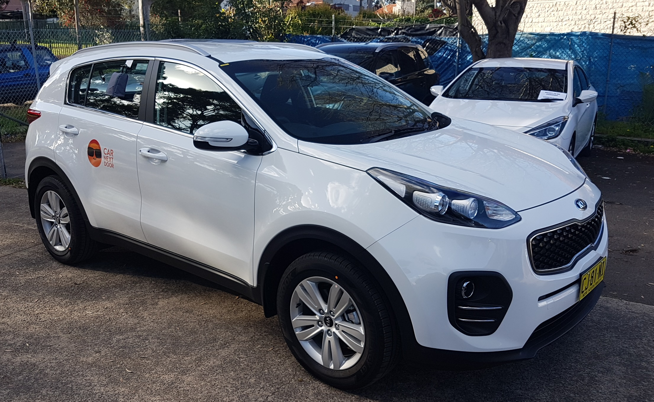 Picture of Anselm's 2016 Kia Sportage