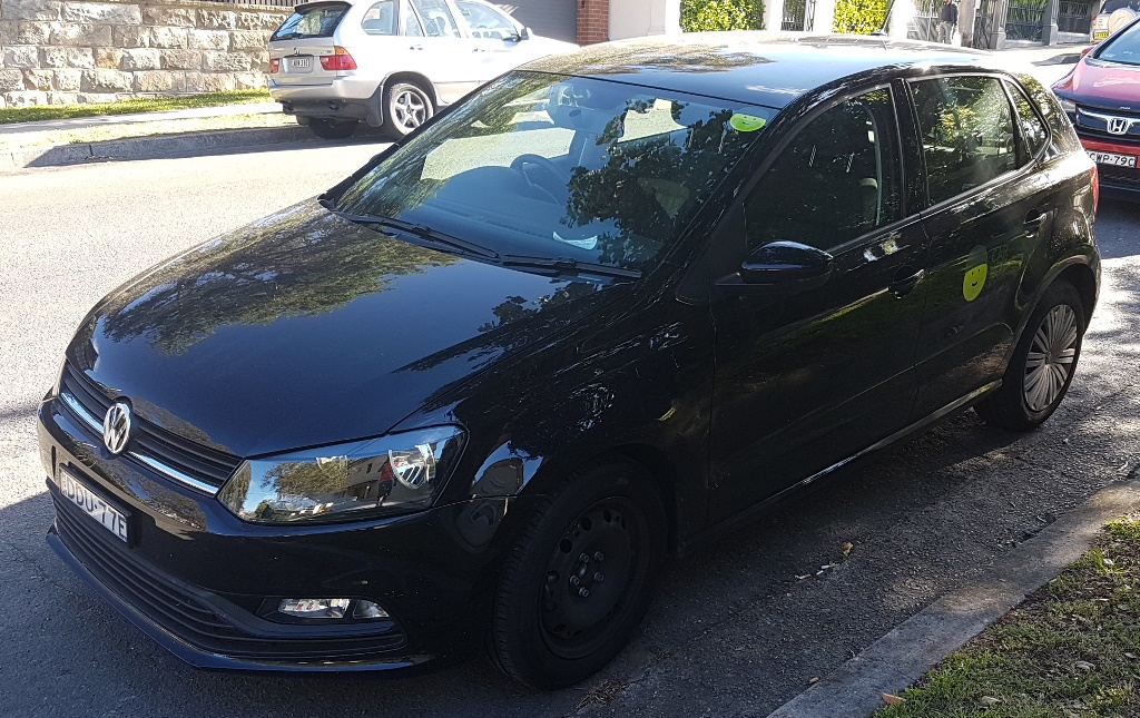 Picture of Graeme's 2016 Volkswagen Polo