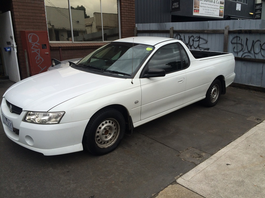 Picture of Giang's 2005 Holden Commodore