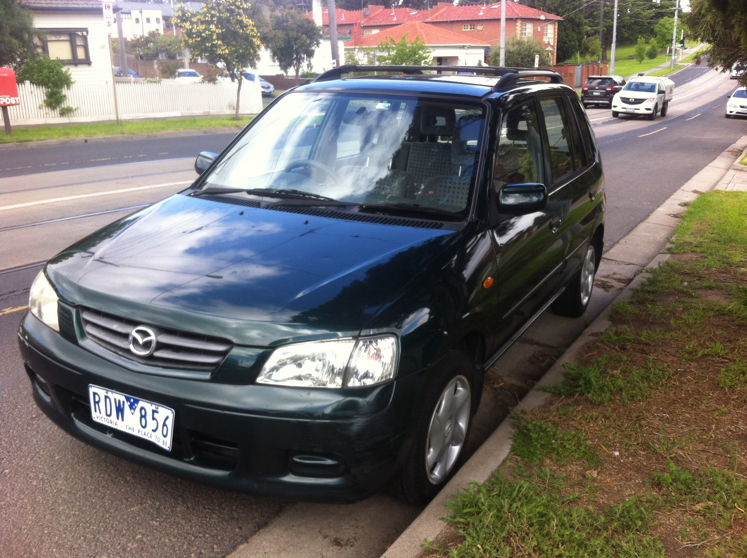 Picture of Anne's 2003 Mazda 121