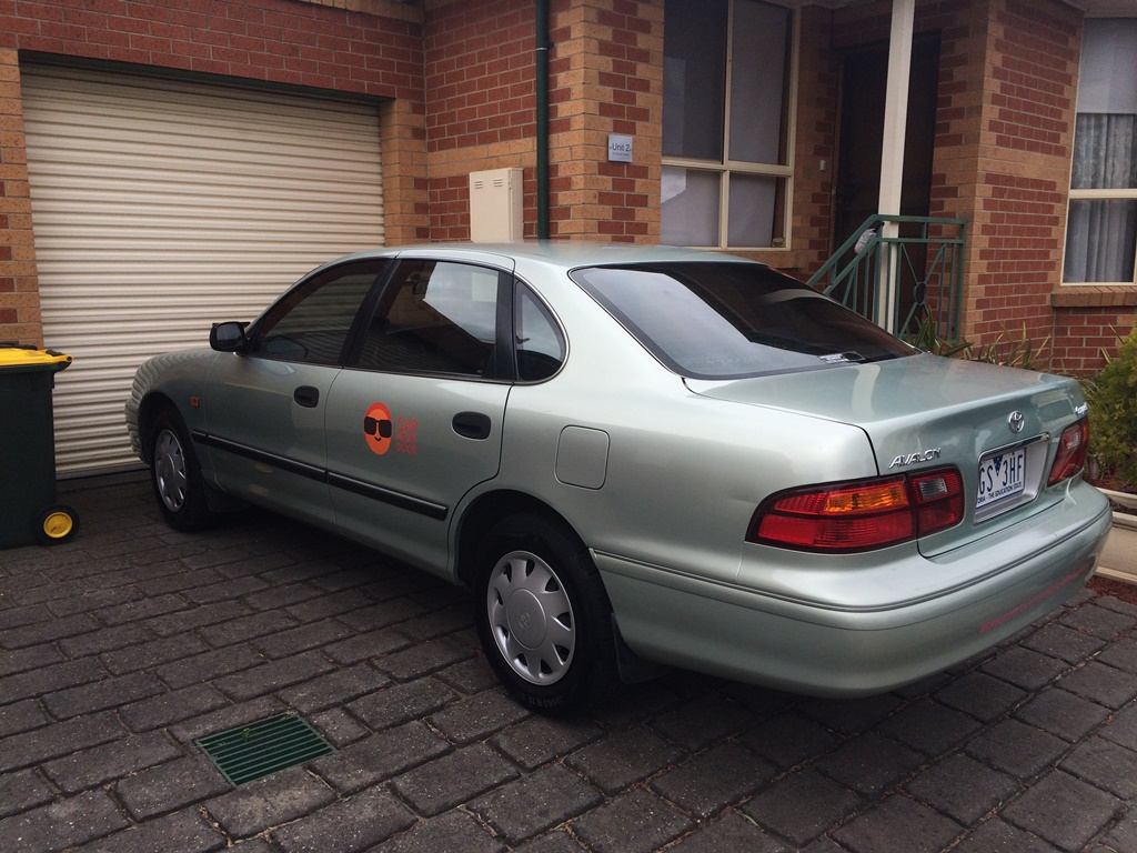 Picture of Lisa's 2001 Toyota Avalon sedan