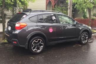 Picture of James' 2014 Subaru XV 2.0-L