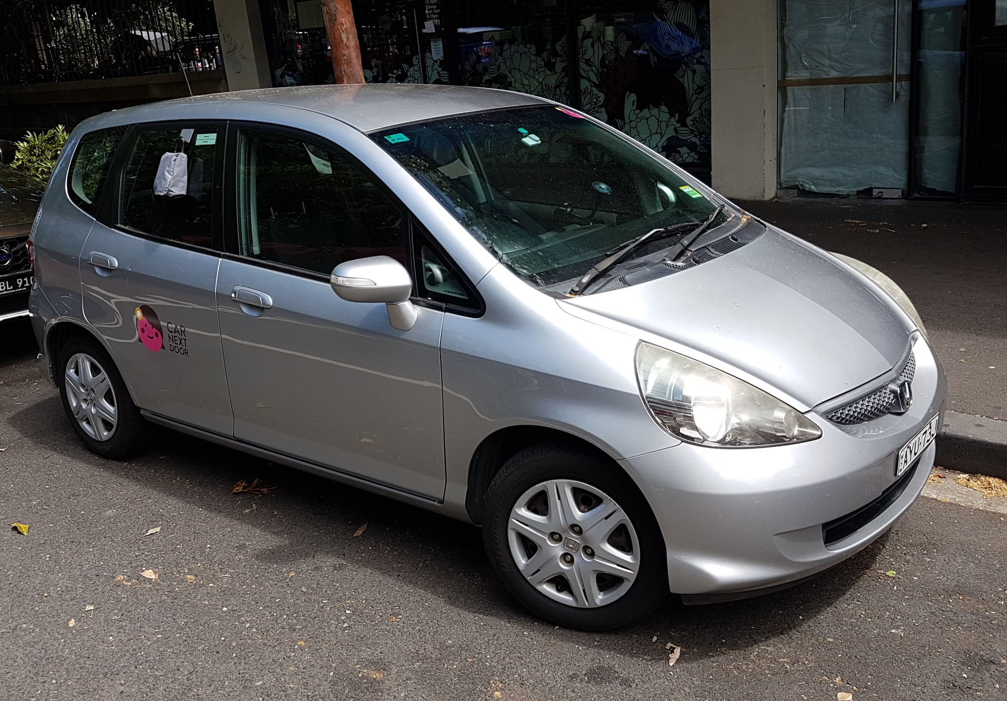 Picture of Sophie's 2006 Honda Jazz
