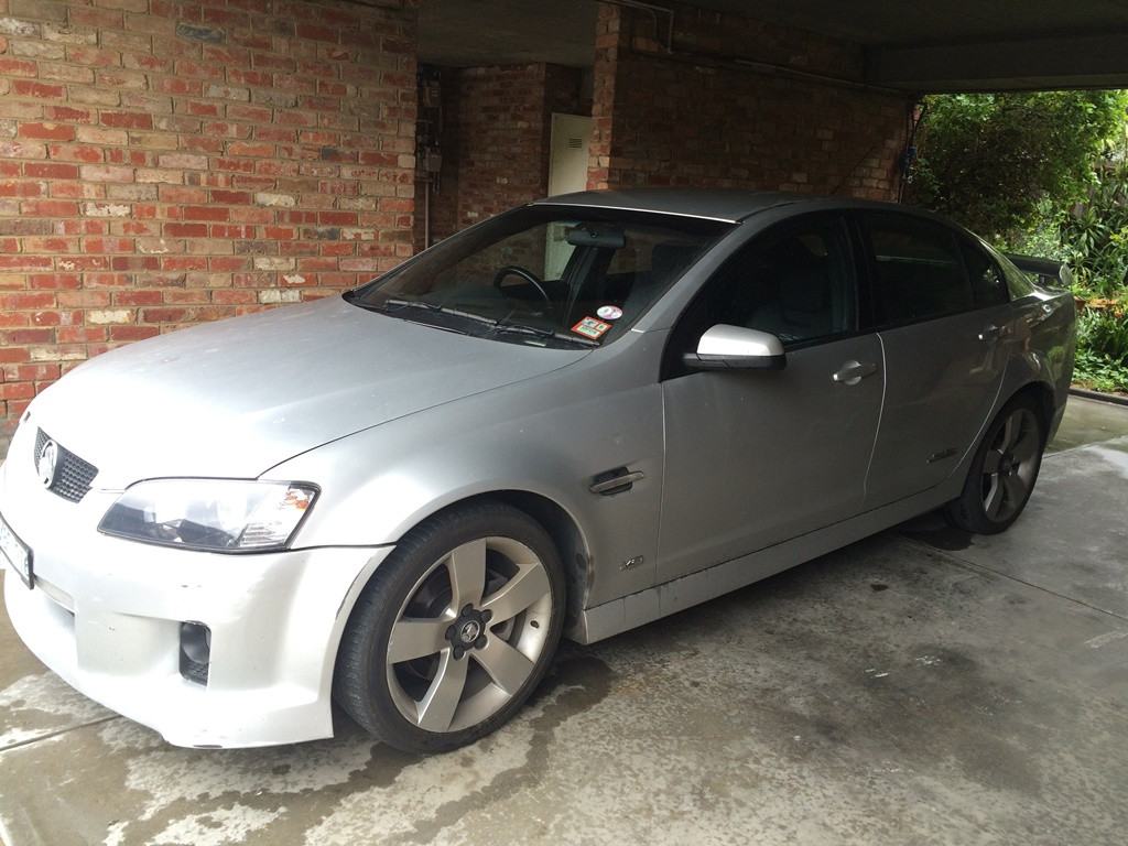 Picture of Leo's 2009 Holden Commodore SS