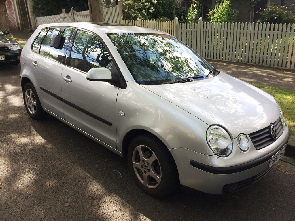 Picture of Kishen's 2003 Volkswagen Polo