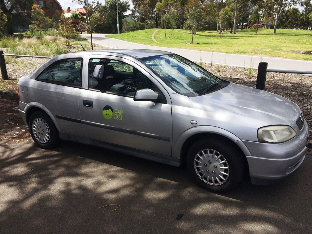 Picture of Alex's 2001 Holden Astra