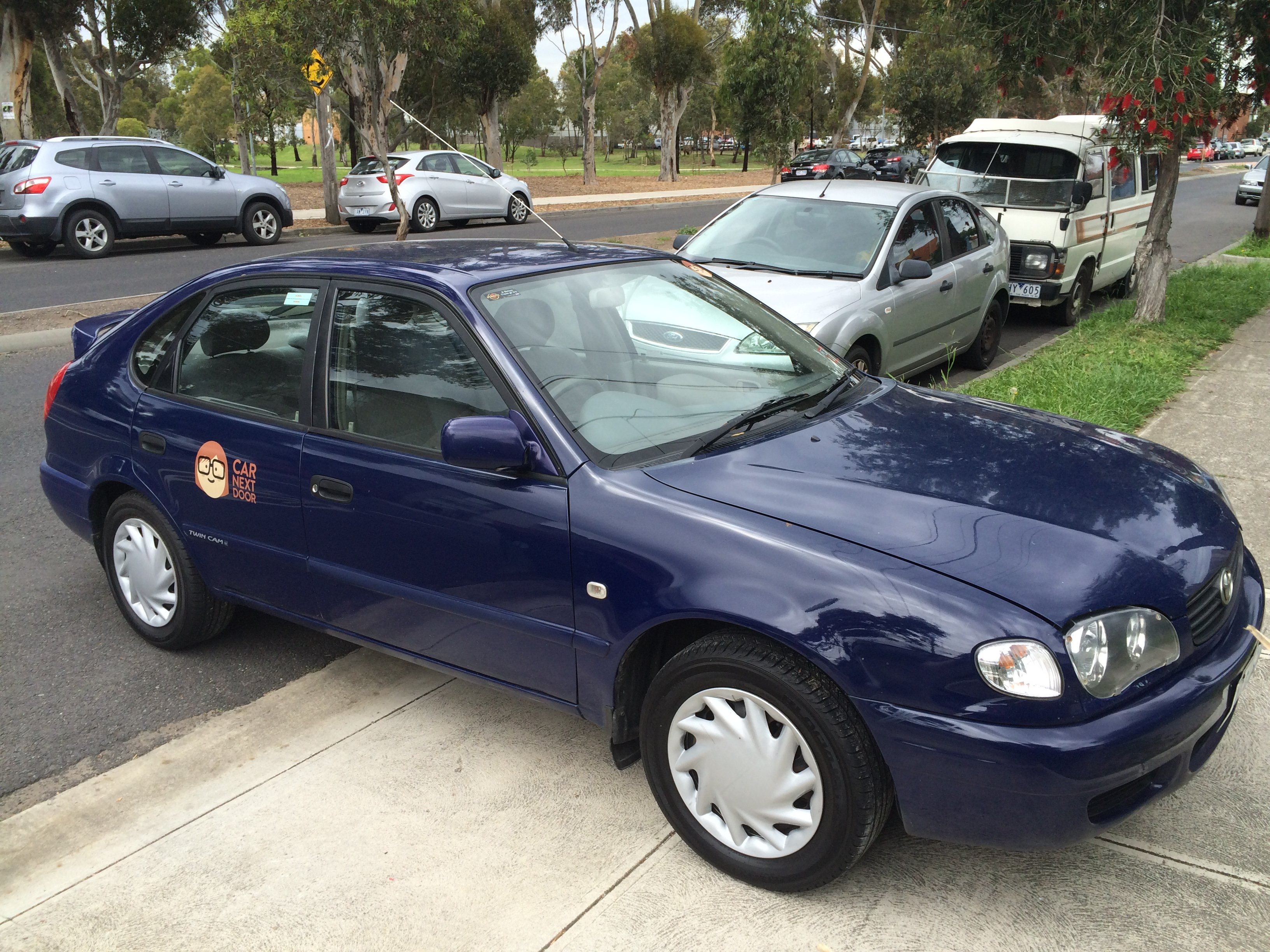 Picture of Alexandra's 2000 Toyota Corolla