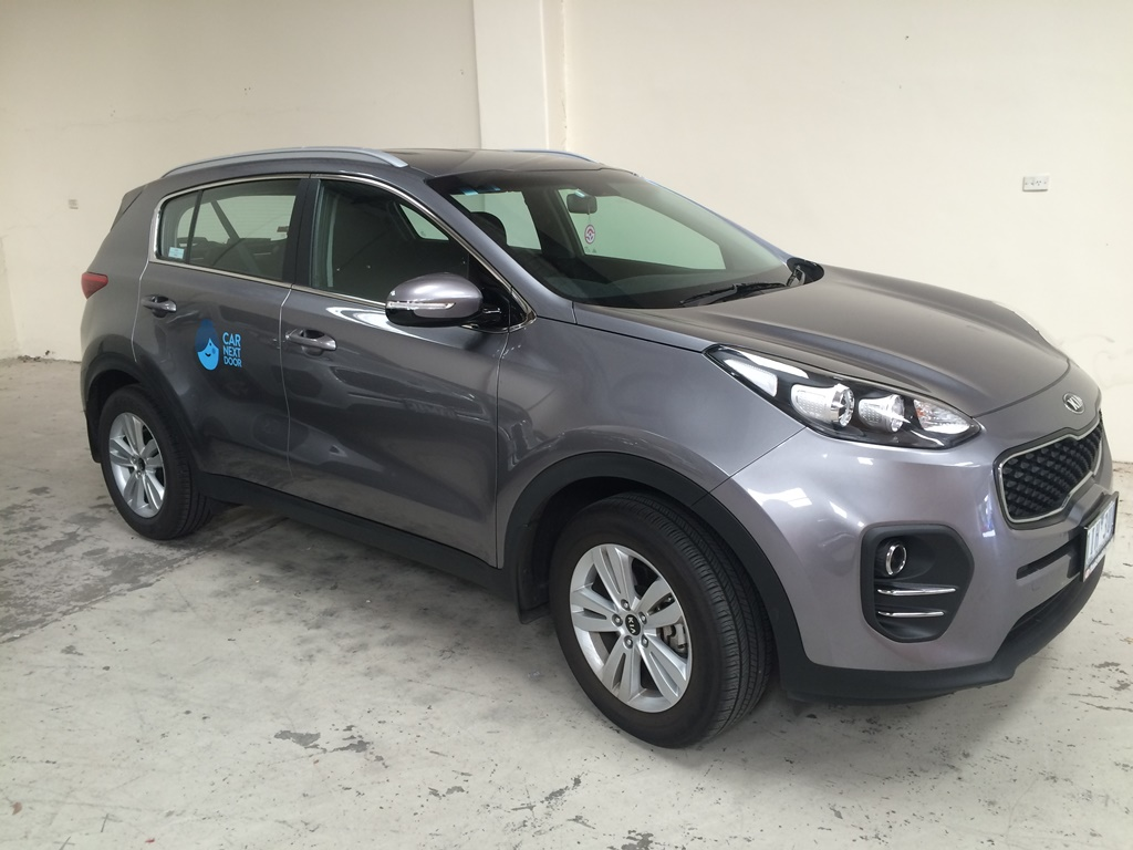 Picture of Melanie's 2016 Kia Sportage