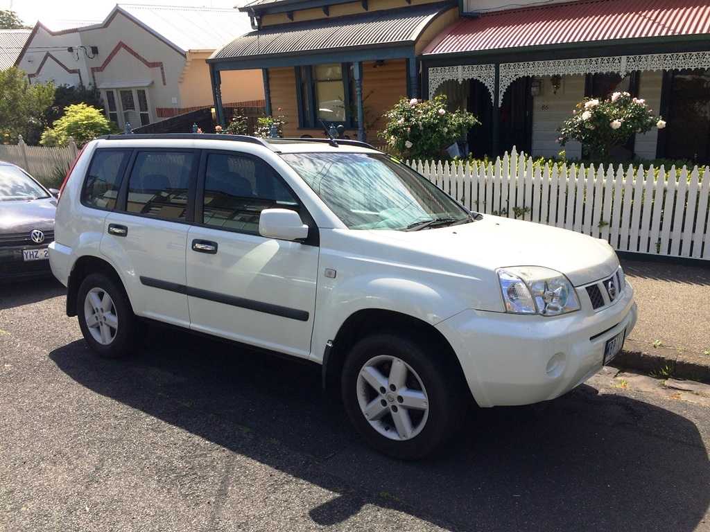 Picture of James' 2007 Nissan X-trail