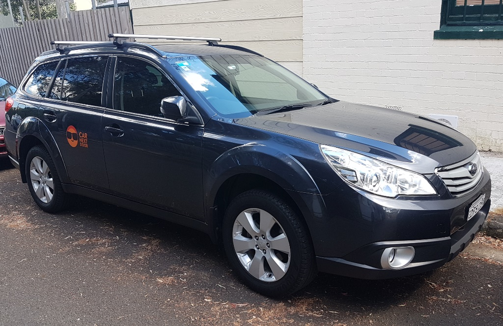Picture of Eva's 2012 Subaru Outback