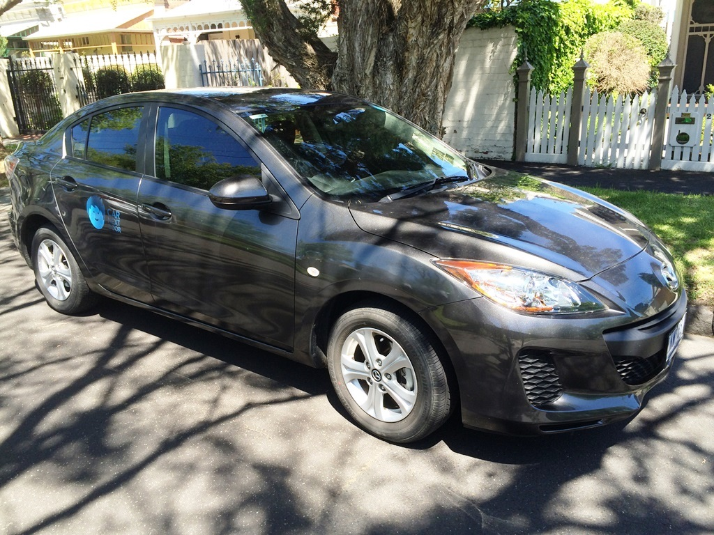 Picture of Benjamin's 2012 Mazda Mazda 3
