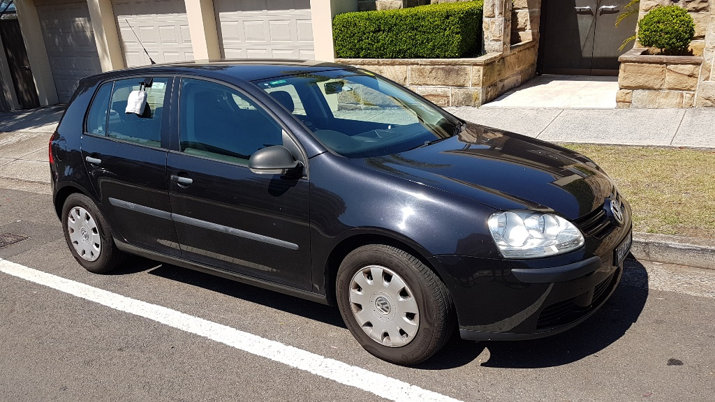 Picture of Sabrina's 2007 Volkswagen Golf